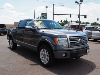 2011 Ford F-150 Platinum Englewood, CO 2