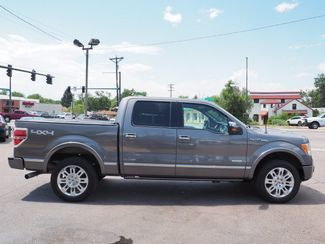 2011 Ford F-150 Platinum Englewood, CO 3