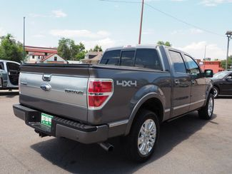 2011 Ford F-150 Platinum Englewood, CO 5