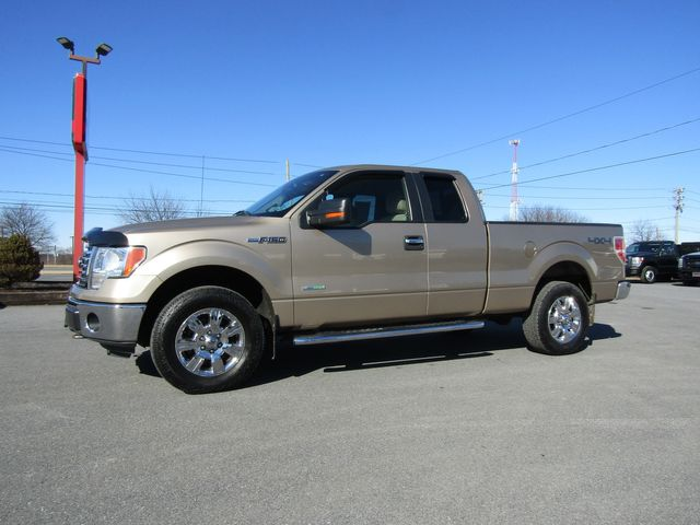 2011 Ford F-150 Extended Cab XLT 4x4 6.5' Bed