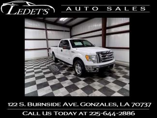 2011 Ford F-150 XLT - Ledet's Auto Sales Gonzales_state_zip in Gonzales