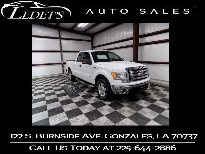 2011 Ford F-150 XLT - Ledet's Auto Sales Gonzales_state_zip in Gonzales Louisiana