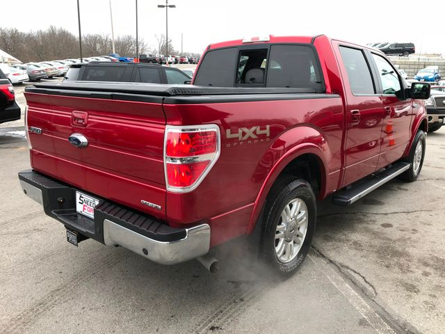 2011 Ford F-150 Lariat 4X4 5.0L V8 in Gower Missouri, 64454