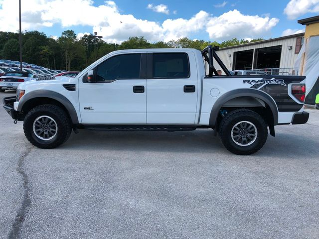 2011 Ford F-150 SVT Raptor in Gower Missouri, 64454