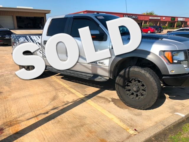 2011 Ford F-150 SVT Raptor | Greenville, TX | Barrow Motors in Greenville TX