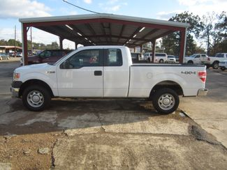 2011 Ford F-150 XL Ext Cab 4x4 Houston, Mississippi 2