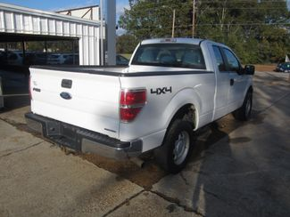 2011 Ford F-150 XL Ext Cab 4x4 Houston, Mississippi 4
