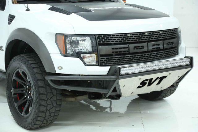 2011 Ford F-150 SVT Raptor Houston, Texas 4
