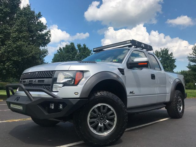 2011 Ford F-150 SVT Raptor in Leesburg Virginia, 20175