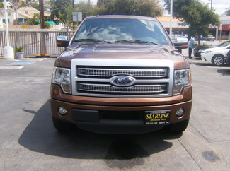 2011 Ford F-150 Platinum Los Angeles, CA 1