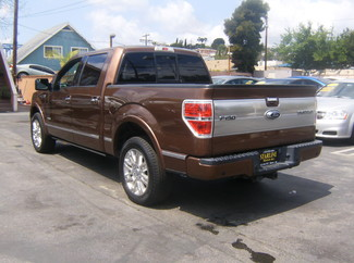 2011 Ford F-150 Platinum Los Angeles, CA 10