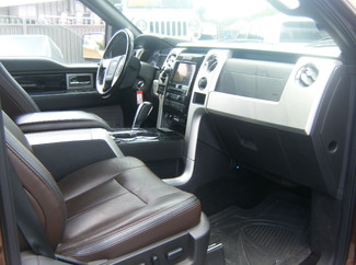 2011 Ford F-150 Platinum Los Angeles, CA 2