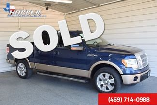 2011 Ford F-150 Lariat  in McKinney Texas, 75070