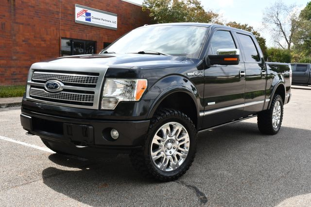 2011 Ford F-150 Platinum in Memphis, Tennessee 38128