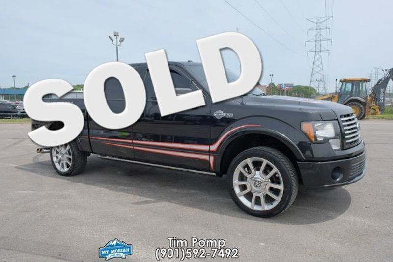 2011 Ford F-150 Harley-Davidson | Memphis, Tennessee | Tim Pomp - The Auto Broker in Memphis Tennessee