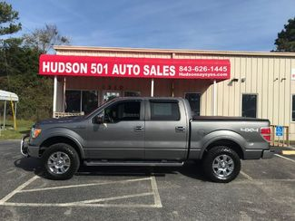 2011 Ford F-150 FX4 | Myrtle Beach, South Carolina | Hudson Auto Sales in Myrtle Beach South Carolina