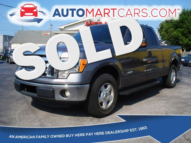 2011 Ford F-150 XLT | Nashville, Tennessee | Auto Mart Used Cars Inc. in Nashville Tennessee