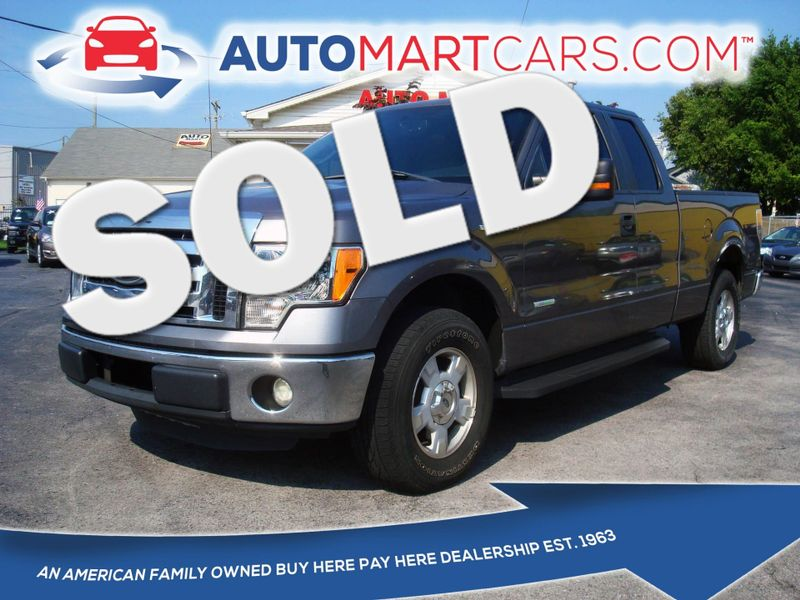 2011 Ford F-150 XLT   Nashville, Tennessee   Auto Mart Used Cars Inc. in Nashville Tennessee