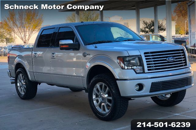 2011 Ford F-150 HARLEY-DAVIDSON *** RATES AS LOW AS 1.99 APR* ***(