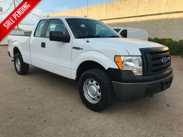 2011 Ford F-150 supercab XL 4x4, 1 Owner, Serv Hist, Power Pack, X/Nice