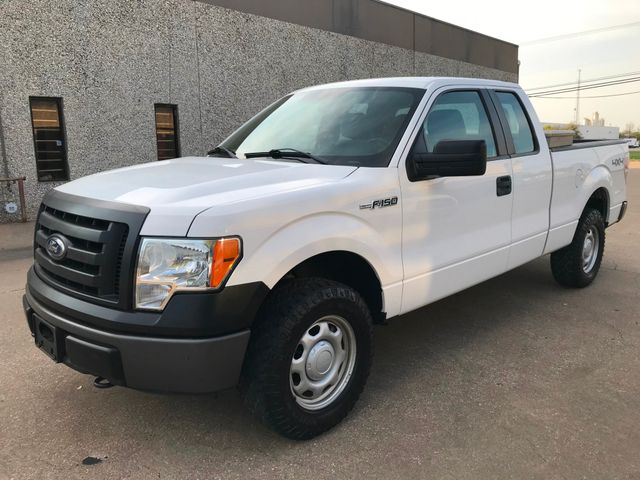 2011 Ford F-150 XL 4x4 1 Owner, Serv Hist, Power Pack, X/Nice in Plano, Texas 75074