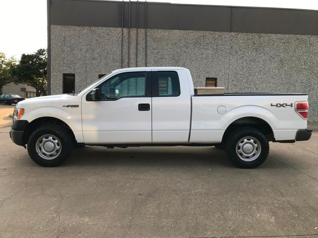 2011 Ford F-150 supercab XL 4x4, 1 Owner, Serv Hist, Power Pack, X/Nice in Plano, Texas 75074
