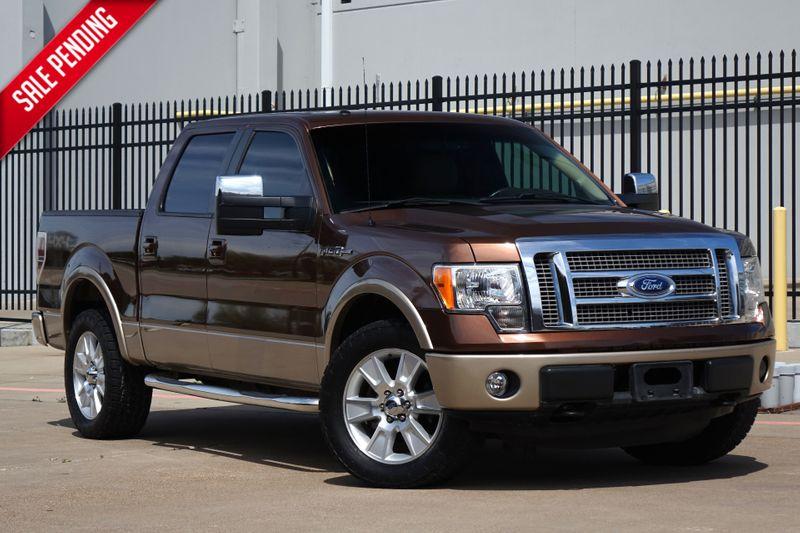 2011 Ford F-150 Lariat* 4x4* Crew* Nav* BU Cam* Only 84k mi*  | Plano, TX | Carrick's Autos in Plano TX