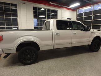 2011 Ford F-150 Platinum, LIFTED, LOADED, SADDLE LEATHER, B/U CAM Saint Louis Park, MN 1