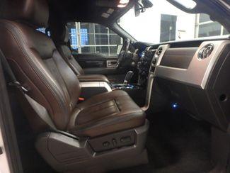 2011 Ford F-150 Platinum, LIFTED, LOADED, SADDLE LEATHER, B/U CAM Saint Louis Park, MN 5