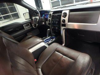 2011 Ford F-150 Platinum, LIFTED, LOADED, SADDLE LEATHER, B/U CAM Saint Louis Park, MN 6