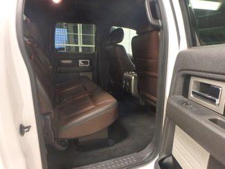 2011 Ford F-150 Platinum, LIFTED, LOADED, SADDLE LEATHER, B/U CAM Saint Louis Park, MN 4