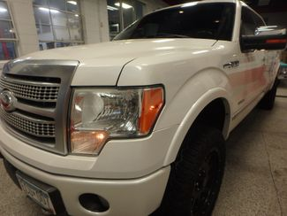 2011 Ford F-150 Platinum, LIFTED, LOADED, SADDLE LEATHER, B/U CAM Saint Louis Park, MN 27