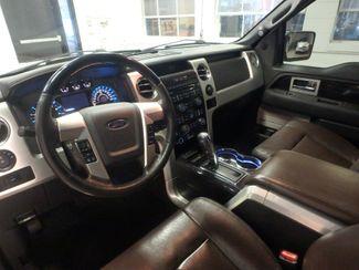 2011 Ford F-150 Platinum, LIFTED, LOADED, SADDLE LEATHER, B/U CAM Saint Louis Park, MN 2