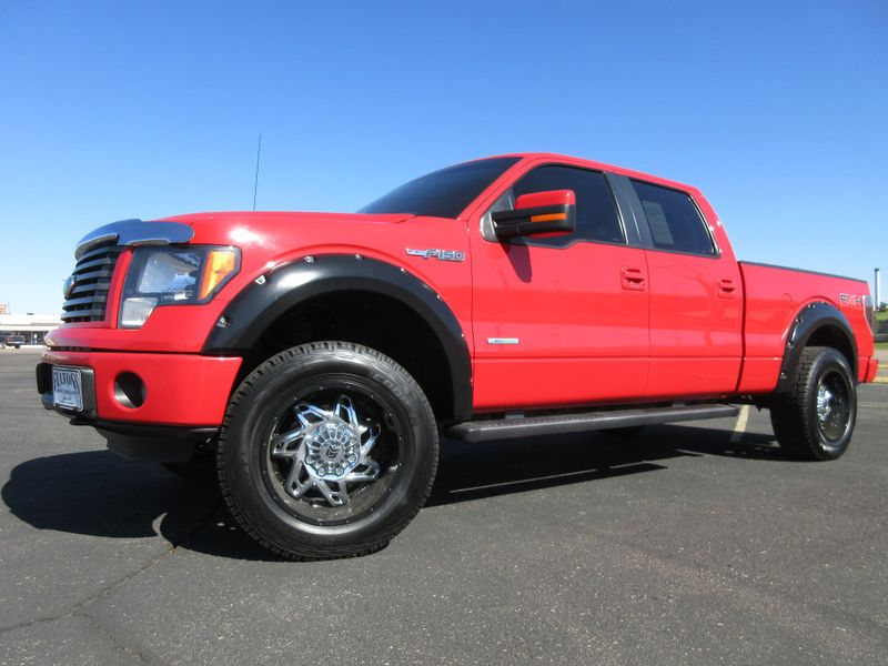 2011 Ford F-150 Supercrew 4X4 FX4  Fultons Used Cars Inc  in , Colorado