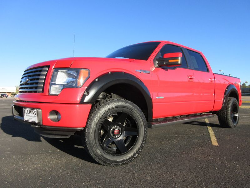 2011 Ford F-150 FX4  Fultons Used Cars Inc  in , Colorado