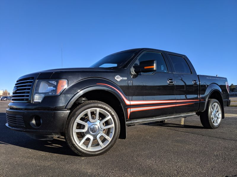 2011 Ford F-150 Harley-Davidson  Fultons Used Cars Inc  in , Colorado