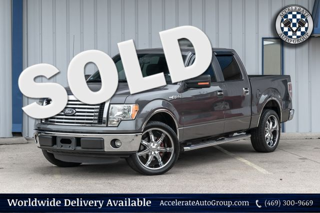 2011 Ford F-150 XLT in Rowlett