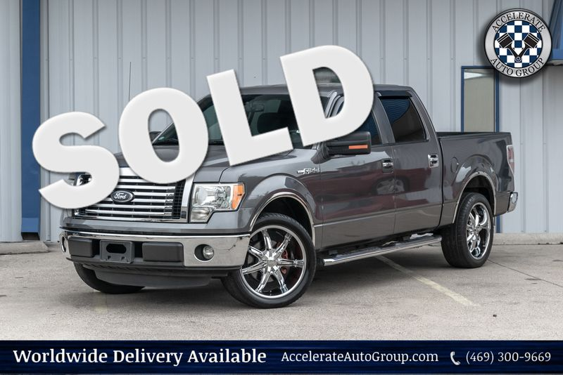2011 Ford F-150 XLT in Rowlett Texas