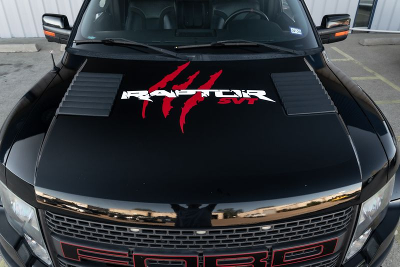 2011 Ford F-150 SVT Raptor in Rowlett, Texas