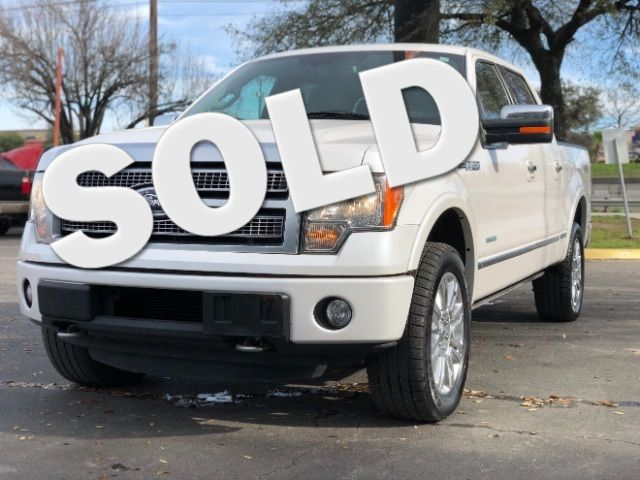 2011 Ford F-150 Platinum in San Antonio, TX 78233