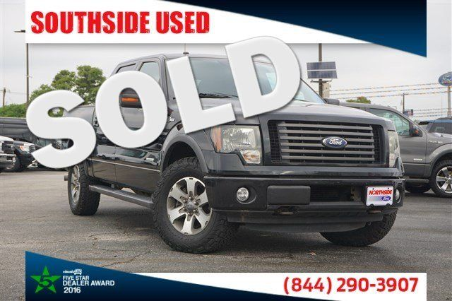 2011 Ford F-150 in San Antonio TX