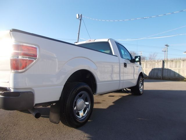 2011 Ford F-150 XL Shelbyville, TN 11