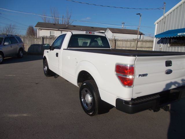 2011 Ford F-150 XL Shelbyville, TN 4