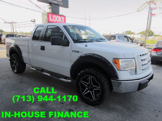 2011 Ford F-150, PRICE SHOWN IS THE DOWN PAYMENT south houston, TX 0