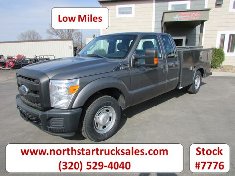 2011 Ford F-250 4x2 Ext-Cab Service Utility Truck  in St Cloud, MN