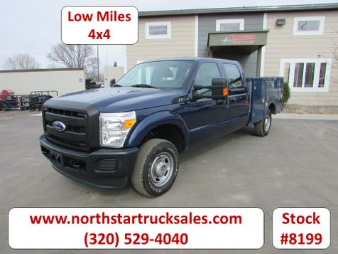 2011 Ford F-250 4x4 Crew-Cab Service Utility Truck  in St Cloud, MN