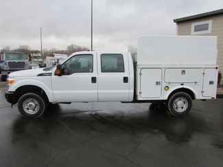 2011 Ford F-250 4x4 Crew-Cab Service Utility Truck   St Cloud MN  NorthStar Truck Sales  in St Cloud, MN