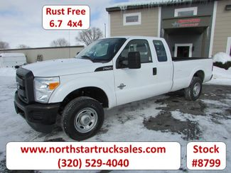 2011 Ford F-250 6.7 4x4 Ex-Cab Pickup in St Cloud, MN