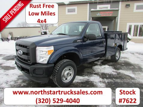 2011 Ford F-250 4x4 Service Utility Truck  in St Cloud, MN