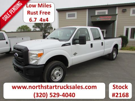 2011 Ford F-250 6.7 4x4 Crew-Cab Pickup  in St Cloud, MN
